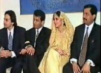 Rare Video of Pop Diva Nazia Hassan Nikah and Rukhsati