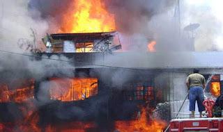 Karya Tulis Tentang Pencegahan dan Penanganan Kebakaran