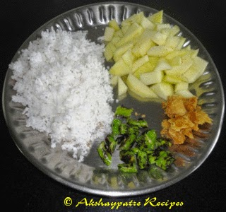 mix the chopped chilli and other ingredients