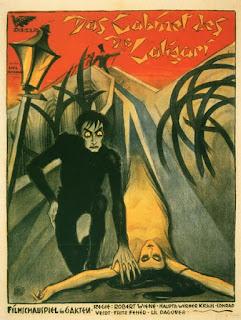 Ver película : El gabinete del doctor Caligari, Robert Wiene, 1919