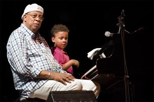 Chucho Valdés - Jazz en la Costa - Parque El Majuelo (Almuñécar) - 22/7/2011