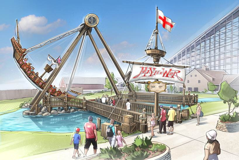 newsplusnotes holiday world announces new ride upgrades