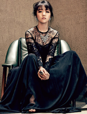 Girl's Day Yura Minah Hyeri Sojin - Esquire Magazine June Issue 2013