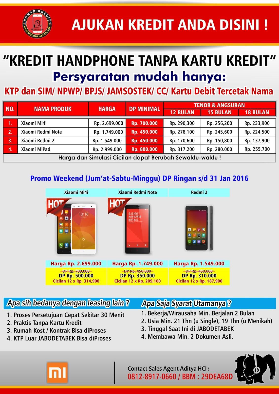 Kredit Handphone Roxy Jakarta JASA KREDIT HANDPHONE DAN