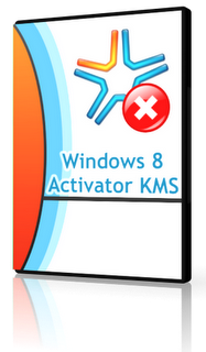 Windows 8 KMS Activator v1.5 para activar tu versión de Windows 8