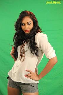 Yureni Noshika sexy sri lankan actress