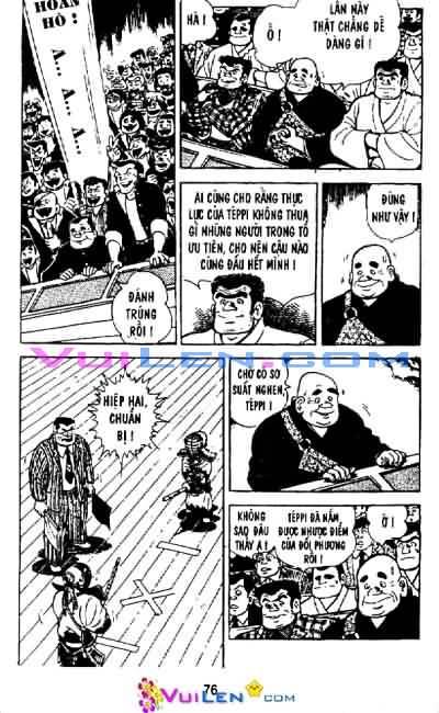 Siêu quậy Teppi chap 33 - Trang 73