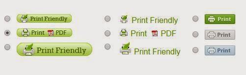 Cara Memasang Tombol Print & Pdf di Bawah Postingan