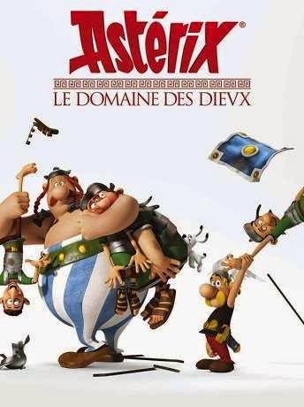 فيلم Astérix: Le domaine des dieux 2014 مترجم اون لاين