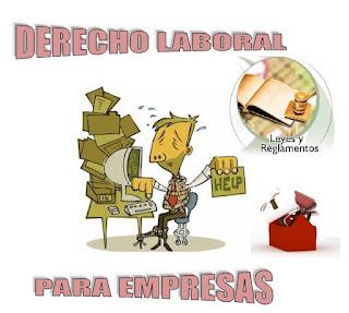 Derecho laboral para empresas