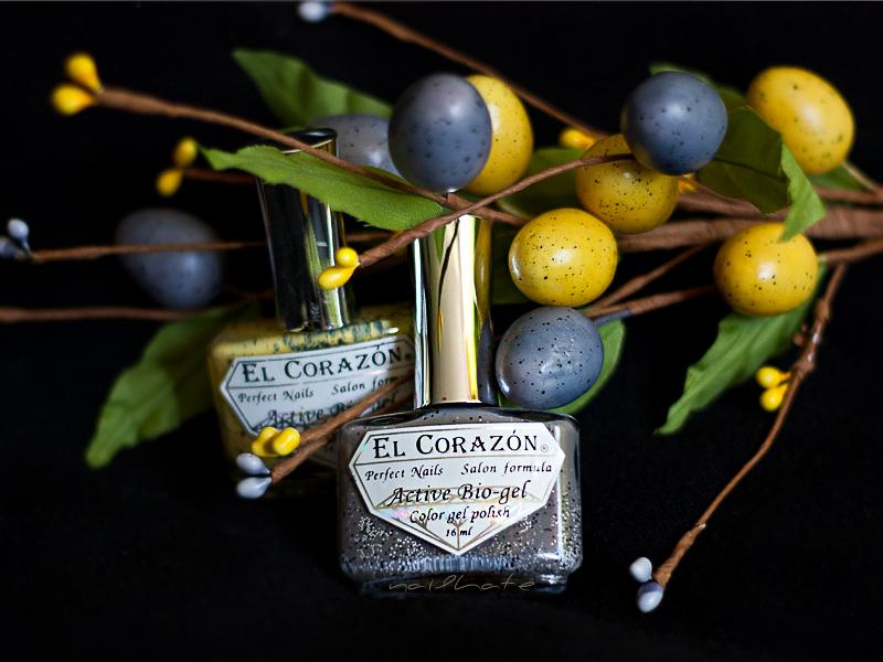 """El Corazon Active Bio-gel """"fenechka"""" #423/141"""