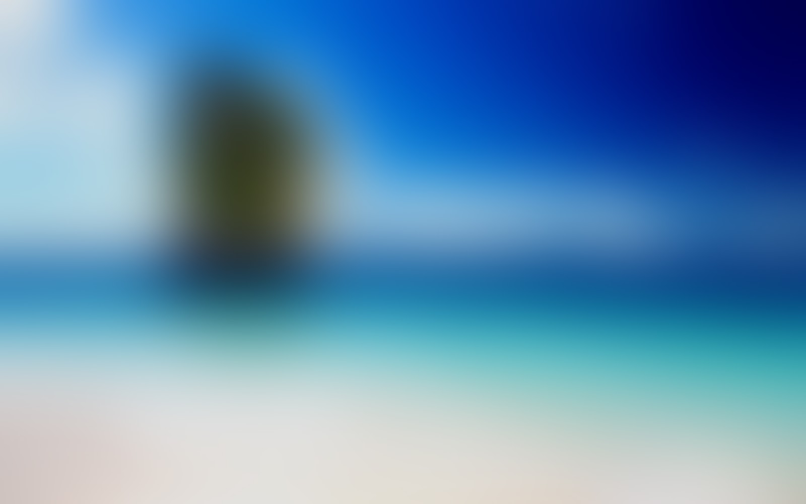 Blurred Image For Background