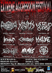 EXTREME AGRESSION FESTIVAL