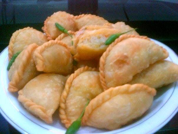 Kue Pastel Mie Surabaya