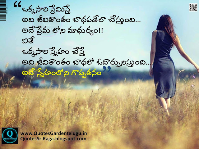 Quotes About Love And Friendship In Hindi : heart touching quotes about love and friendship QUOTES GARDEN TELUGU ...
