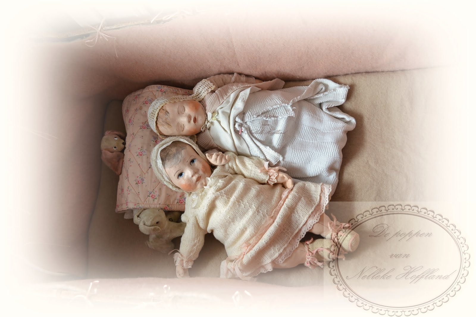 Een leven lang spelen met poppen