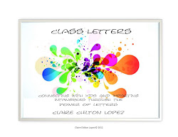 Class Letters Resource E-Book