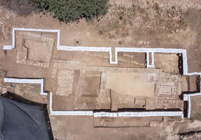 Βυζαντινή εκκλησία αποκαλύφθηκε κοντά στην Ιερουσαλήμ