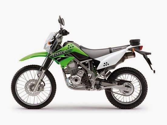 2015 Kawasaki KLX125