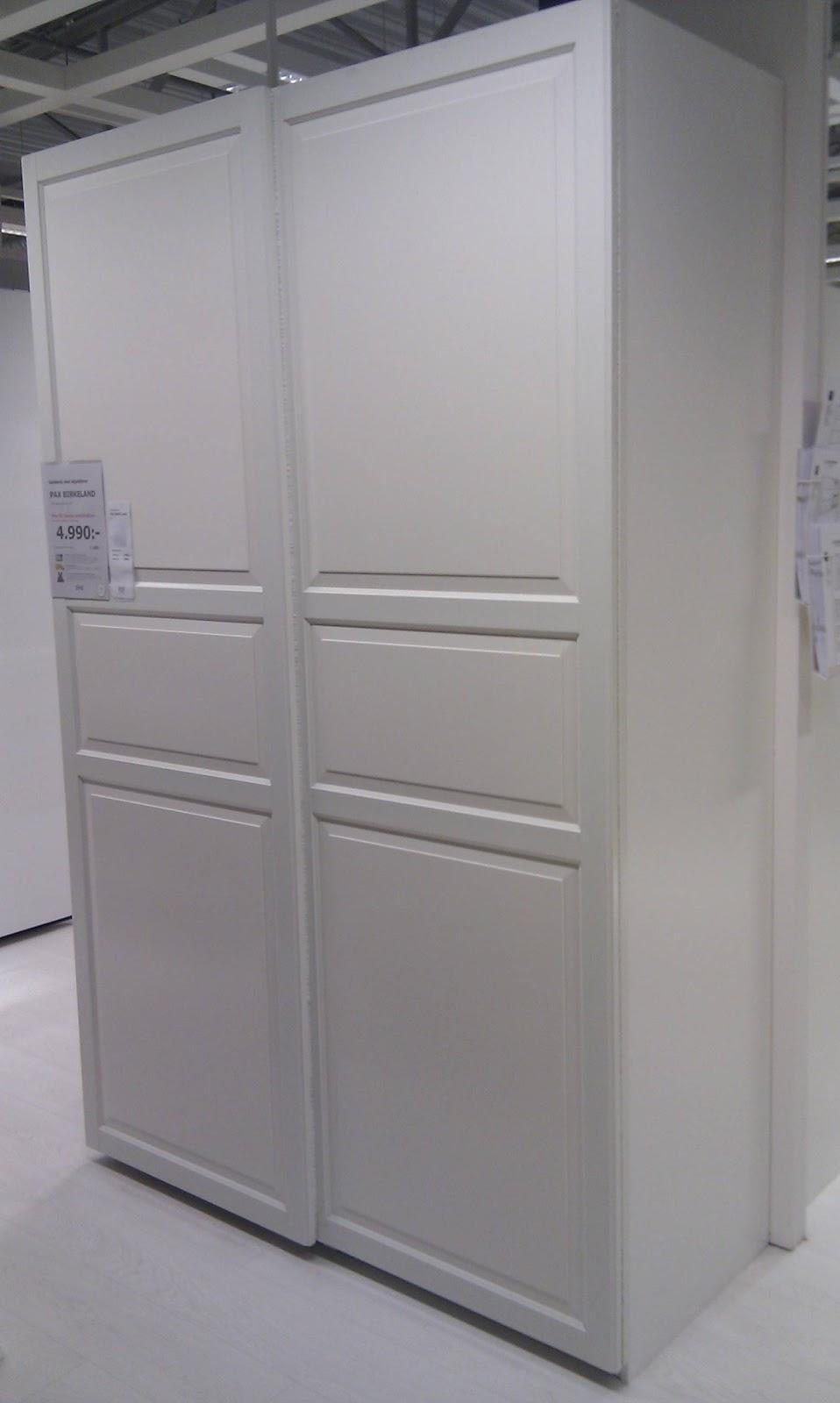 Erikslundsgatan: garderober sovrum 1 & tvättstuga