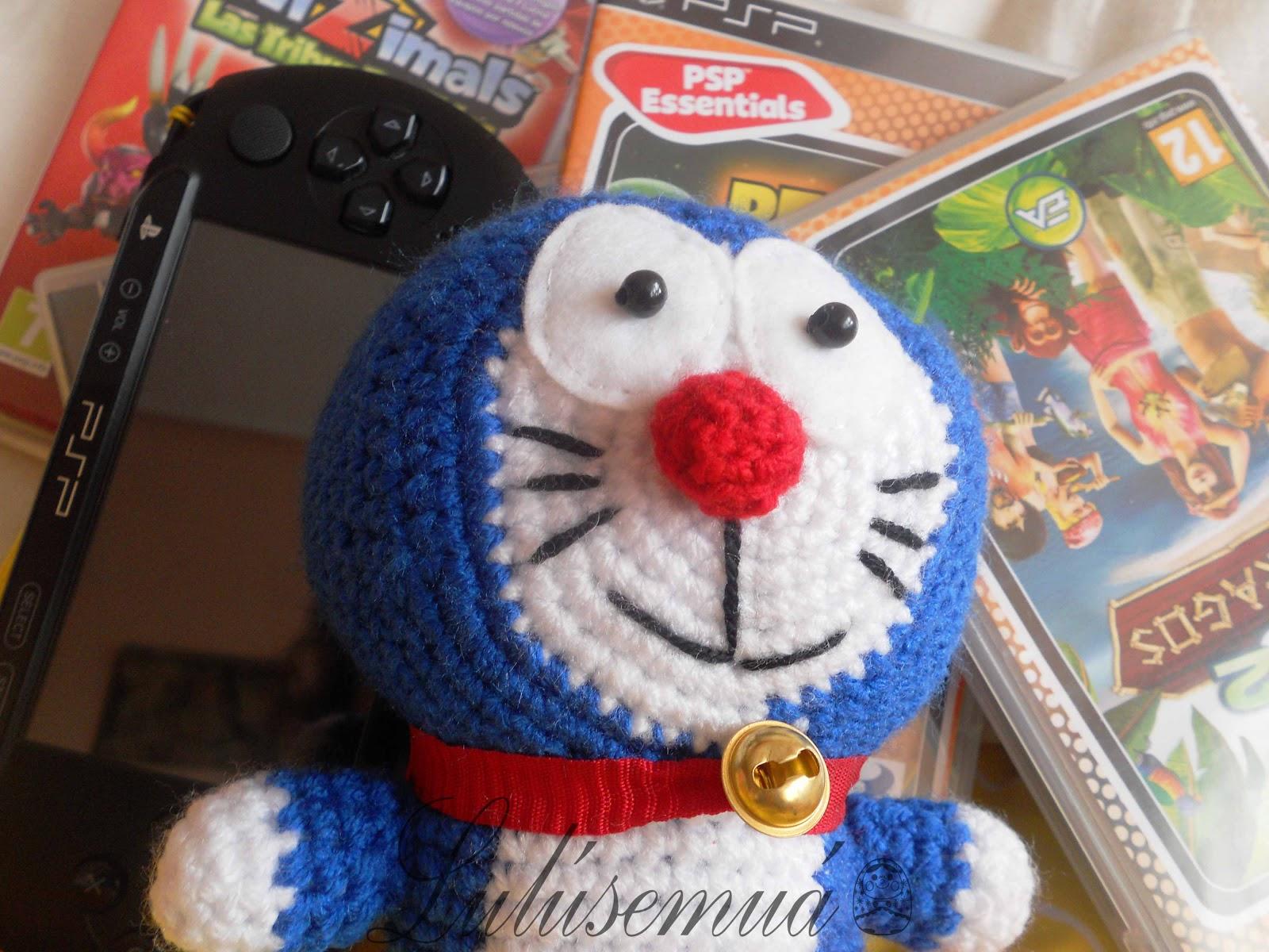Amigurumi Doraemon Tutorial : Lul?semua: DORAEMON AMIGURUMI