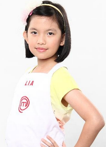 lia Keluar di Junior Master Chef Indonesia
