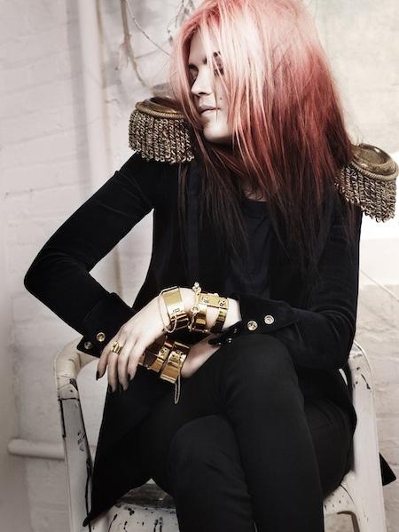 punk gothic dress
