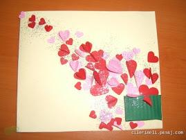 cilerineli'nin Pasajı kağıttan sanata