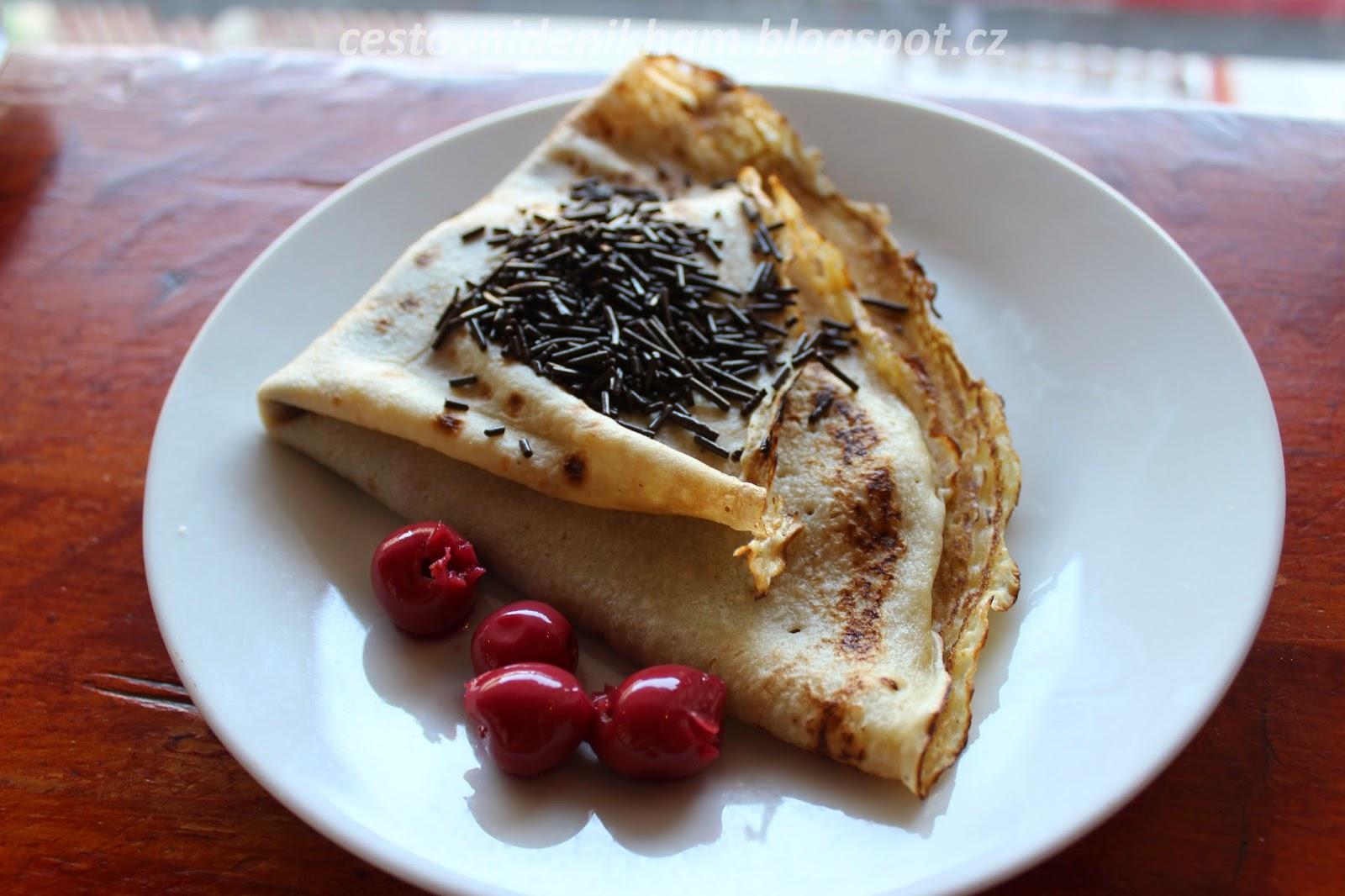 maďarská palačinka // hungarian pancake