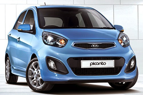 Spesifikasi KIA All New Picanto