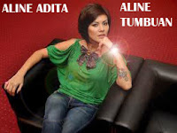 ALINE ANDITA a.k.a ALINE TUMBUAN | Foto Syur Aline Adita