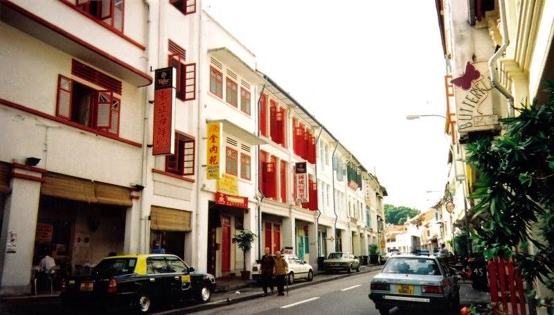 Keong Said Road, Chinatown