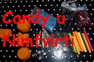 CANDY u Nimfvirti!
