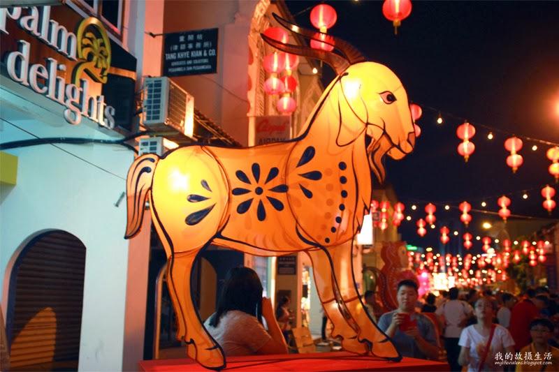 乔治市《骏马腾飞》庆甲午年文化庙会 2014 Chinese New Year Cultural And Heritage Celebration
