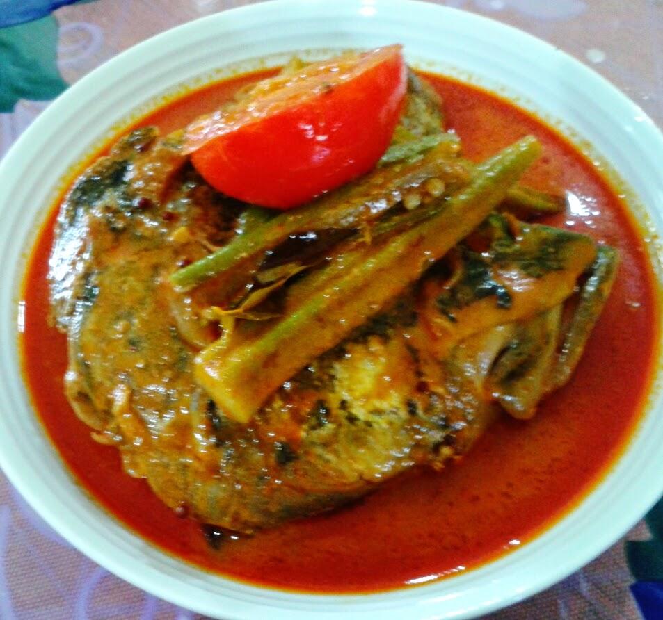 Dari Dapur Ummi Kari Ikan Nyok Nyok