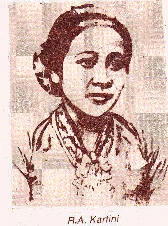 Sejarah Pergerakan Kaum Wanita (R.A.Kartini)