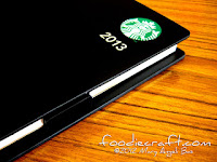 Starbucks 2013 Planner