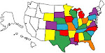 States We've Stayed
