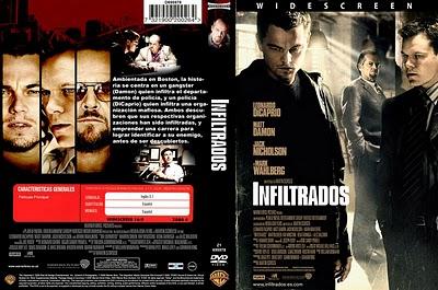 The departed infiltrados 2006 dvdrip identi for Oficina de infiltrados