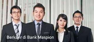 Lowongan Kerja Bank Maspion di Makassar