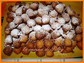 frittelle di carnevale veneziane (fritoe)