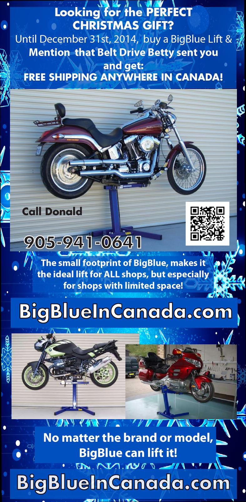 BigBlue In Canada PROMO!