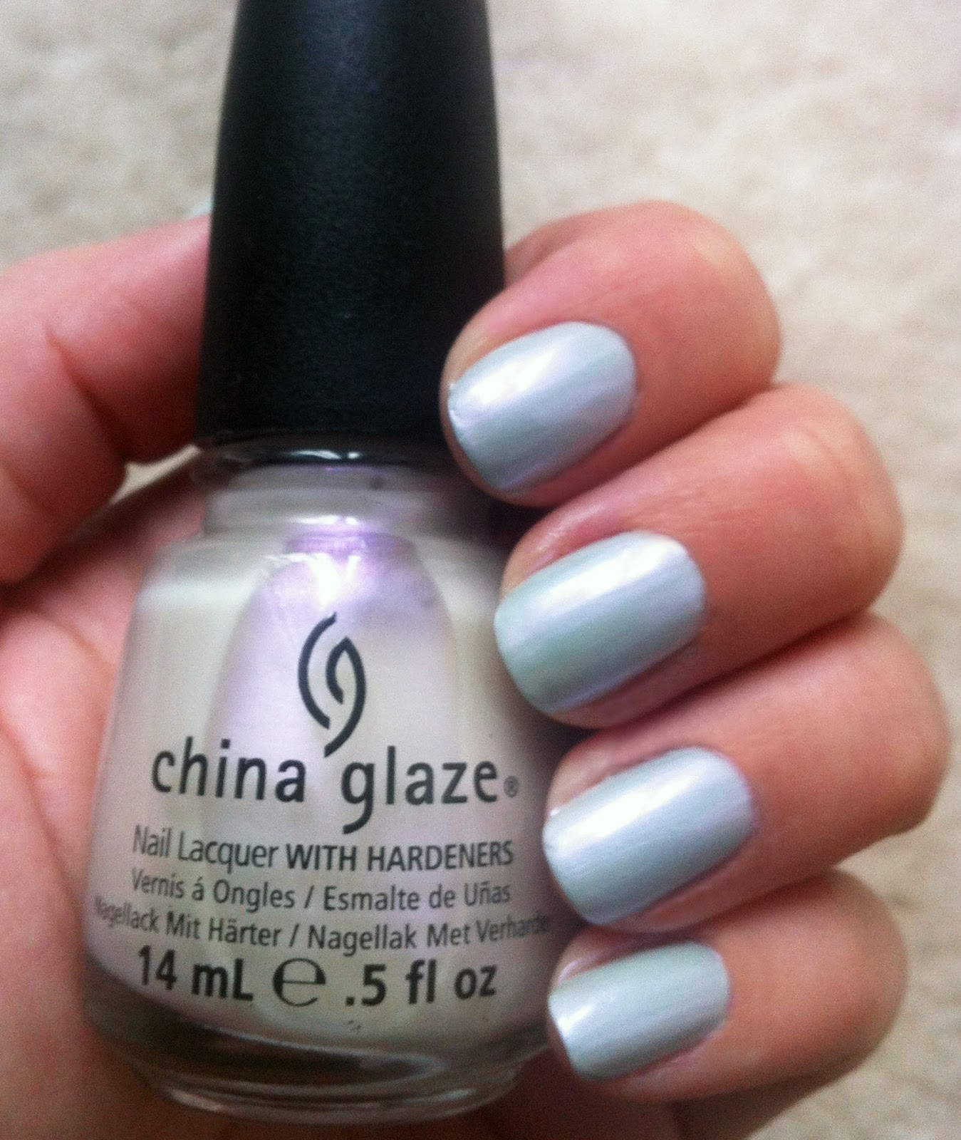 Nail Yourself: Combo: Fresh Winter Snow
