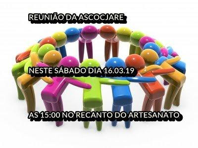 REUNIÃO DA ASCOCJARE