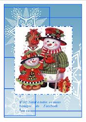 Feliz Natal para todos vós!