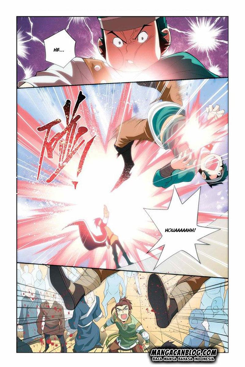 Battle Through Heaven Chapter 10-23