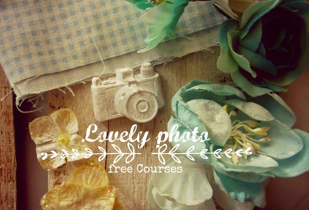 """""""Lovely photo"""" Бесплатные курсы для тех, кто хочет делать красивые фотографии"""