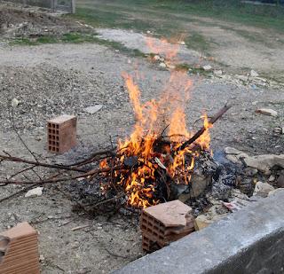Malko chisto fire