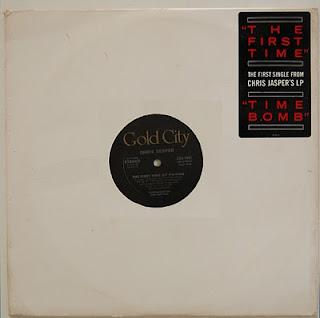 CHRIS JASPER - THE FIRST TIME (SINGLE 12\