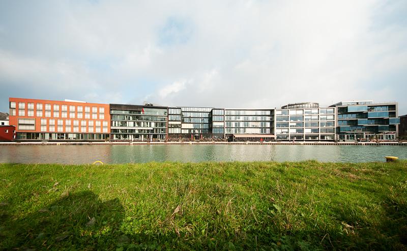 Kreativkai, Hafen, Münster